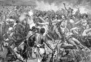 День победы в битве при Адуа в Эфиопии