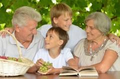 День дедушек и бабушек в Канаде