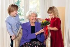 День бабушки в Республике Молдове