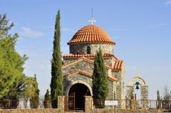 Воздвижение Креста Господня на Кипре