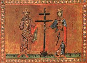 День равноапостольных царя Константина и матери его царицы Елены