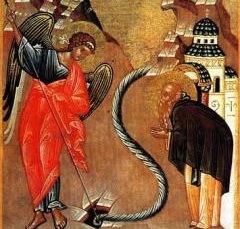 Воспоминание чуда Архистратига Михаила