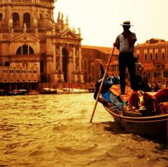 Феста дель Реденторе в Венеции