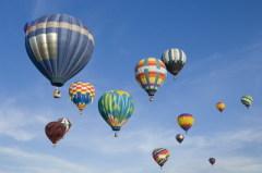Фестиваль воздушных шаров в Нью-Джерси