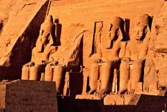 Фестиваль Солнца в Абу-Симбеле в Египте