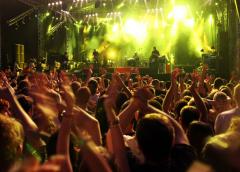 Фестиваль рок-музыки «Пинк-поп» в Нидерландах