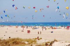 Фестиваль кайтсерфинга в Испании