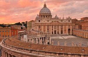 Фестиваль духовной музыки в Риме