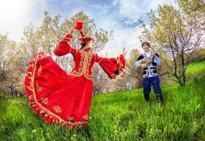 Наурыз мейрамы в Казахстане