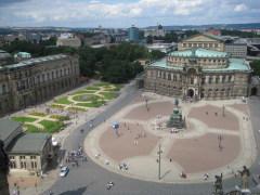 День города Дрездена
