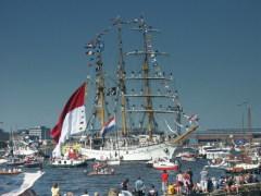 Международный морской фестиваль в Мармарисе