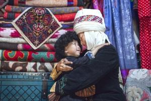 День матери в Кыргызской Республике