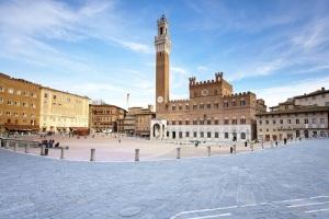 Сиенский Палио — скачки в итальянском городе Сиене