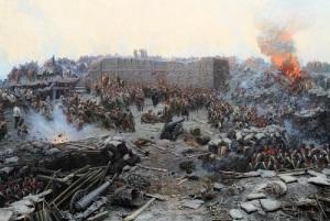 День памяти русских воинов, павших при обороне Севастополя и в Крымской войне 1853-1856 годов