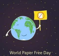 Международный день без бумаги