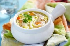 Национальный день домашнего супа в США