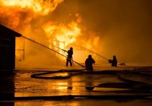 День пожарной охраны Украины