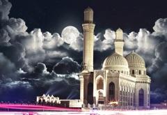 Ночь Рагаиб у мусульман