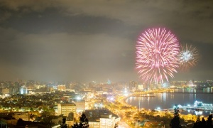 Всемирный день бакинцев