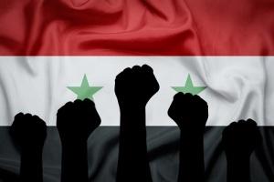 День революции 8 марта в Сирии
