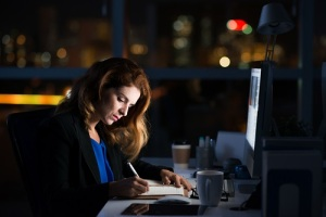 День одиноких работающих женщин