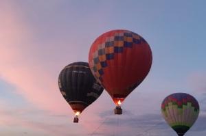 Всероссийский фестиваль воздухоплавания «Живой Воздух»