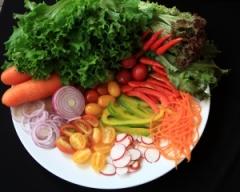 Осенние салаты – сытные, полезные и некалорийные
