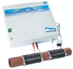 Электромагнитный умягчитель воды
