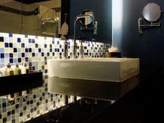 Плюсы и минусы использования керамического гранита для дизайна ванных комнат