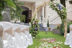 Оформляем свадьбу цветами