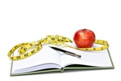 Как похудеть с помощью дневника питания?