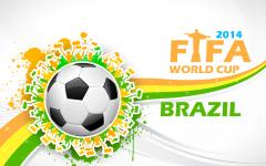 12 июня начинается Чемпионат Мира по футболу - 2014 в Бразилии