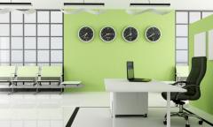 Преимущества использования обоев в отделке офисов и административных зданий