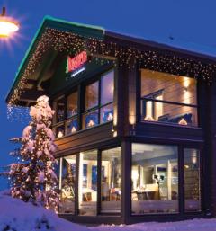 Финские деревянные дома помогут вам вернуться к природным истокам