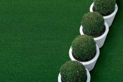 Искусственная трава для загородного и дачного участка