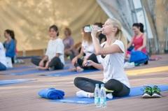 Программа BonAqua «Мы пьем воду» задала активный ритм лета-2015