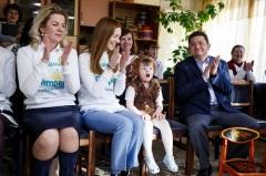 Запас доброты и заботы для малышей от Pampers и Натальи Подольской: первые результаты благотворительной акции «Подари счастливый сон»