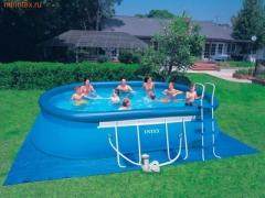 Отдых на даче в современном понимании не будет полноценным без наличия на участке собственного бассейна