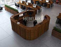 В чем отличительная особенность офисной мебели?