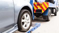 Как убрать неисправный автомобиль с проезжей части?