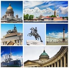 Большой бесплатный квест на День города Санкт-Петербурга