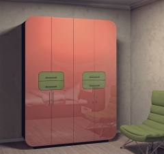 Шкафы-купе: удобно, функционально, красиво