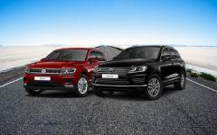 Новые поколения моделей Tiguan и Touareg: чем удивят немецкие машины?