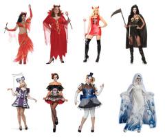 Вечеринка в стиле Хэллоуин – какой костюм надеть?