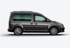 Три коммерческие модели от Volkswagen: Caddy, Caravelle и Crafter