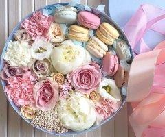 Интернет-магазин по продаже цветов «iFlori» в Москве