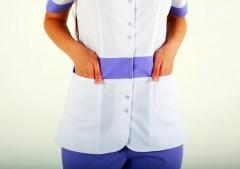 Медицинская одежда в интересном дизайне представлена ТД «Элит»