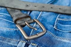 С чем носить джинсы Calvin Klein?