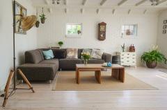 Как распределить пространство в двухкомнатной квартире?