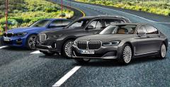Премьеры BMW: яркие «обновки» у седанов и новый кроссовер